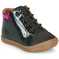 Chaussures Fille Baskets montantes GBB NAHIA Noir