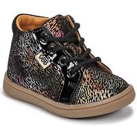 Chaussures Fille Baskets montantes GBB FAMIA Noir