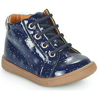 Chaussures Fille Baskets montantes GBB FAMIA Bleu