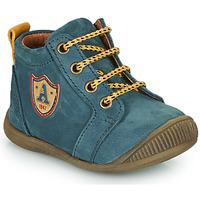 Chaussures Garçon Baskets montantes GBB EDWIN Bleu