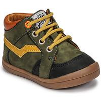 Chaussures Garçon Baskets montantes GBB ASTORY Vert