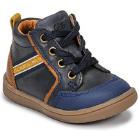 Chaussures Garçon Baskets montantes GBB GERMAIN Bleu