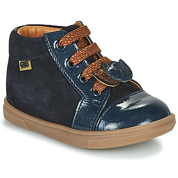 Chaussures Fille Baskets montantes GBB CHOUBY Bleu