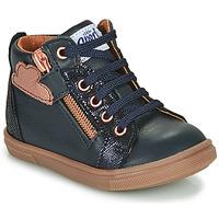 Chaussures Fille Baskets montantes GBB VALA Bleu