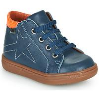Chaussures Garçon Baskets montantes GBB DOMINICO Bleu