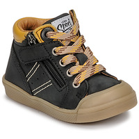 Chaussures Garçon Baskets montantes GBB ANATOLE Noir