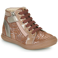 Chaussures Fille Baskets montantes GBB RACHIDA Beige