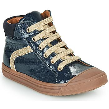 Chaussures Fille Baskets montantes GBB VIVENA Bleu