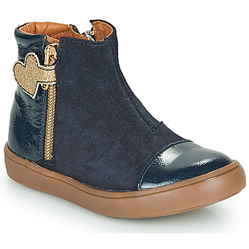 Chaussures Fille Boots GBB OKITA Bleu