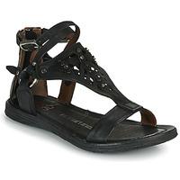 Chaussures Femme Sandales et Nu-pieds Airstep / A.S.98 RAMOS Noir