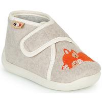 Chaussures Enfant Chaussons GBB APOCHOU Beige