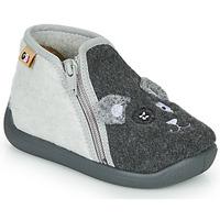 Chaussures Fille Chaussons GBB APOPOTAM Noir