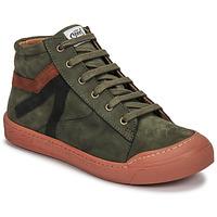 Chaussures Garçon Baskets montantes GBB ARNOLD Vert