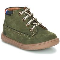 Chaussures Garçon Baskets montantes GBB JEANNOT Vert