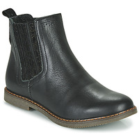 Chaussures Fille Boots GBB EVERY Noir