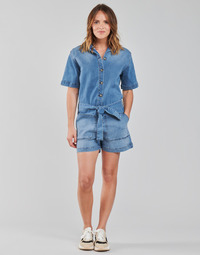 Vêtements Femme Combinaisons / Salopettes Betty London ONIOU Bleu medium