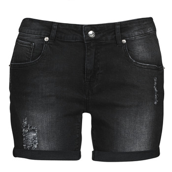 Vêtements Femme Shorts / Bermudas Moony Mood ONANA Noir