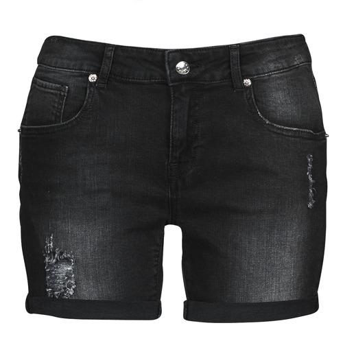 Vêtements Femme Shorts / Bermudas Moony Mood ONANA Noir