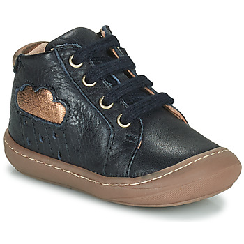 Chaussures Fille Baskets montantes GBB APOLOGY Bleu
