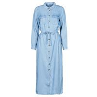 Vêtements Femme Robes longues Only ONLCASI Bleu medium