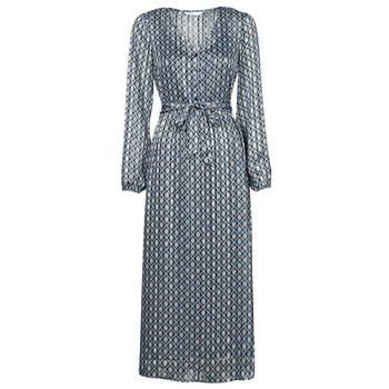 Vêtements Femme Robes longues Only ONLMADDI Marine