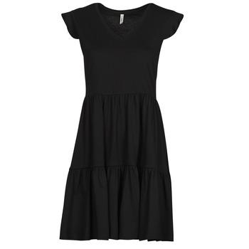 Vêtements Femme Robes courtes Only ONLMAY Noir