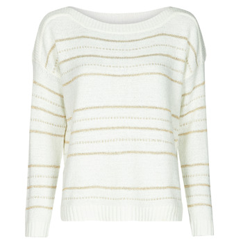 Vêtements Femme Pulls Only ONLNEW CARILEE Blanc