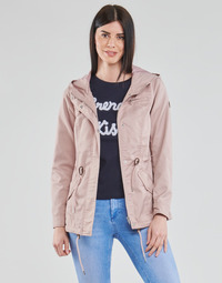Vêtements Femme Parkas Only ONLLORCA Rose