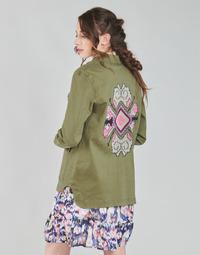 Vêtements Femme Vestes / Blazers Only ONLAUDREY Kaki