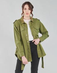 Vêtements Femme Vestes / Blazers Only ONLNORA Kaki