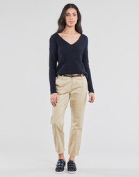 Vêtements Femme Chinos / Carrots Only ONLBIANA Beige