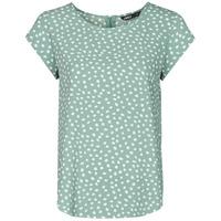 Vêtements Femme Tops / Blouses Only ONLVIC Vert / Blanc
