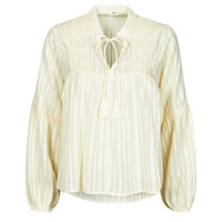 Vêtements Femme Tops / Blouses Only ONLNEW ELISA Beige