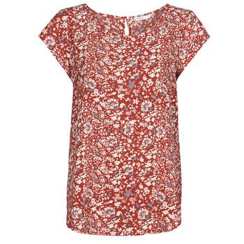 Vêtements Femme Tops / Blouses Only ONLNOVA Rouge