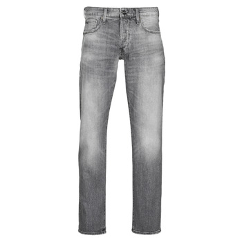 Vêtements Homme Jeans droit G-Star Raw 3301 STRAIGHT Gris