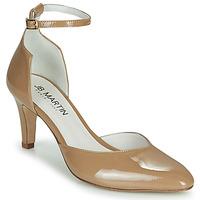 Chaussures Femme Escarpins JB Martin NATACHA poudre