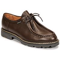 Chaussures Homme Mocassins Pellet MACHO Marron
