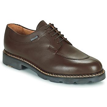 Chaussures Homme Derbies & Richelieu Pellet MONTARIO Marron