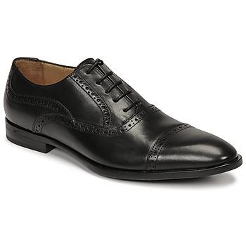 Chaussures Homme Derbies & Richelieu Pellet ALEX Noir