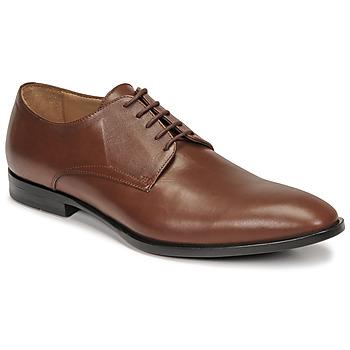 Chaussures Homme Derbies & Richelieu Pellet ALIBI Marron