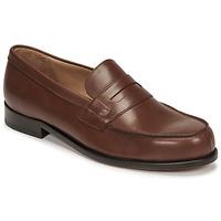 Chaussures Homme Mocassins Christian Pellet COLBERT Marron