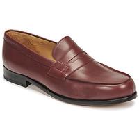 Chaussures Homme Mocassins Christian Pellet COLBERT Rouge