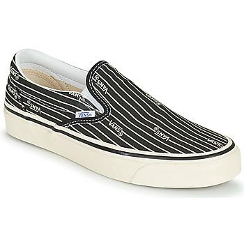 Chaussures Femme Baskets basses Vans UA CLASSIC SLIP ON 9 Noir