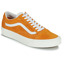 Chaussures Femme Baskets basses Vans UA OLD SKOOL Orange