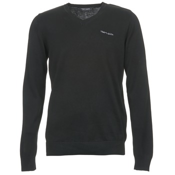 Vêtements Homme Pulls Teddy Smith PULSER Noir