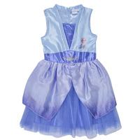 Vêtements Fille Robes courtes TEAM HEROES  FROZEN DRESS Bleu