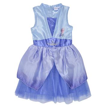 Robe enfant TEAM HEROES FROZEN DRESS