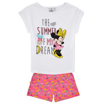 Vêtements Fille Ensembles enfant TEAM HEROES  MINNIE SET Multicolore