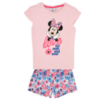 Vêtements Fille Ensembles enfant TEAM HEROES  MINNIE SET Rose