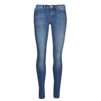 Vêtements Femme Jeans slim Only ONLSHAPE Bleu medium